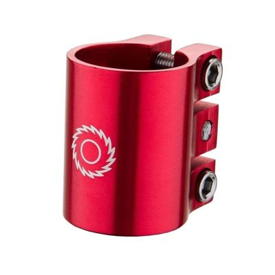 Razor Scooter Triple Head Clamp - Red