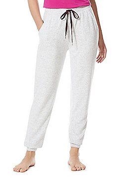 F&F Lightweight Knit Lounge Joggers - Grey