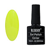 Bluesky Neon Range 10 ml Gel Polish - Yellow Tastic