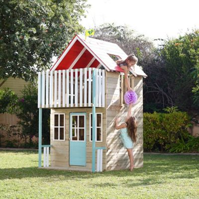 TP Weymouth Wooden Playhouse