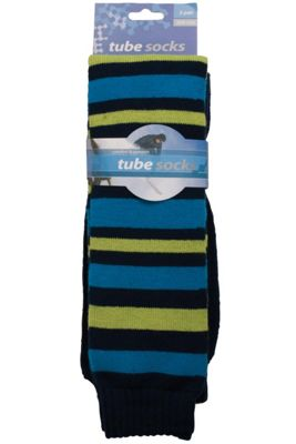 Patterned Ski Tubes 2 Pack
