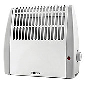 Igenix IG5005 0.5kW Frost Watch Convector Heater - White/Grey