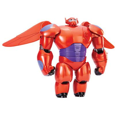 Big Hero 6 28cm Baymax in Armor Figure
