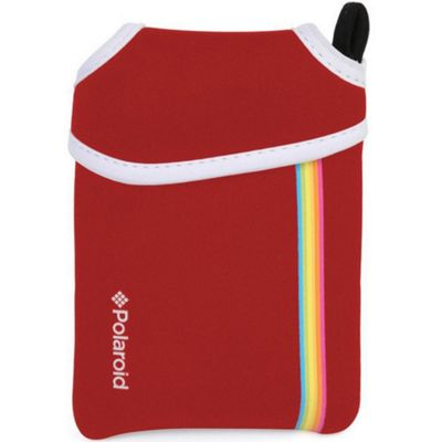 Polaroid Snap Neoprene Pouch - Red