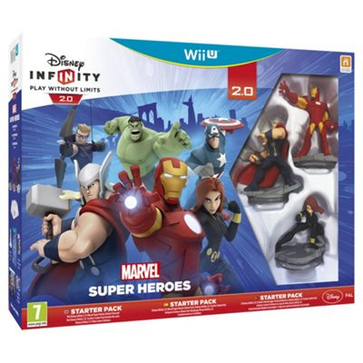 Buy Disney Infinity 2.0 Wii U Starter Pack from our All ...