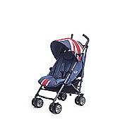 Easywalker MINI Buggy Union Jack Vintage - Including Raincover