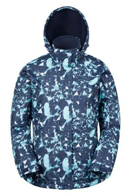 Mountain Warehouse Dawn Snowproof Shower Proof Warm Adults Womens Printed