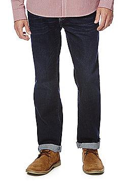 F&F Stretch Loose Jeans - Dark wash