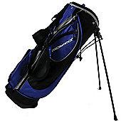 Prosimmon Golf Tour Dual Strap Stand Bag - Blue