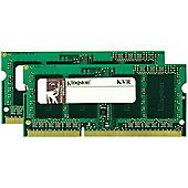 Kingston ValueRAM (16GB) (2x8GB) 1333MHz DDR3 Non-ECC Unbuffered CL9 SODIMM Memory Kit