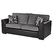 Hadley 3 Seat Large Sofa, Dark Grey