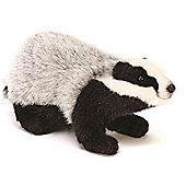 Hansa 30cm Badger Plush Soft Toy