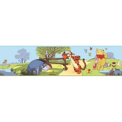 Disney Winnie The Pooh Peel & Stick Border