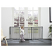 BabyDan Configure Child Safety Gate, Black, 90-223cm