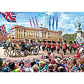 Buckingham Palace - 1000pc Puzzle