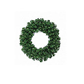 Christmas Imperial Wreath - Green - 90cm