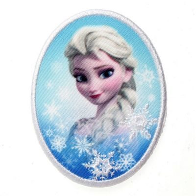 Groves Disney Elsa from Frozen Embroidery Motif