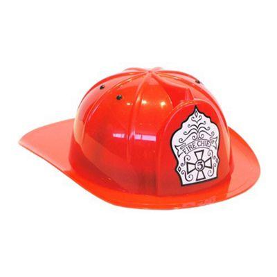 Peterkin Fire Chief Helmet Red