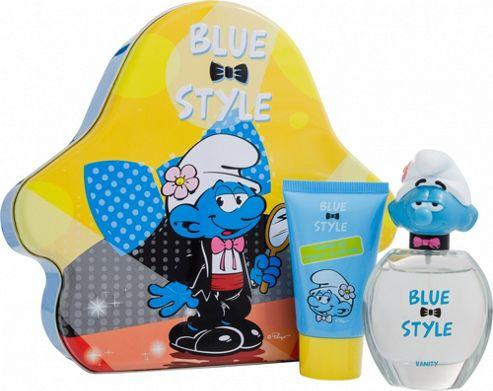 The Smurfs Vanity Gift Set 50ml EDT + 75ml Showergel