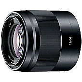 Sony SEL50F18 E 50mm F1.8 OSS, Black