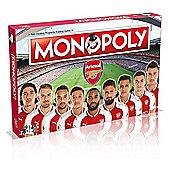 Arsenal FC Monopoly Board Game