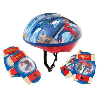 Marvel Spectacular Spider-Man Helmet/Protect