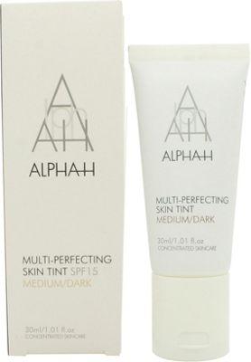 Alpha-H Multi Perfecting Skin Tint SPF15 30ml - Medium/Dark