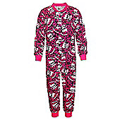 Mattel Monster High Girls Onesie - Pink