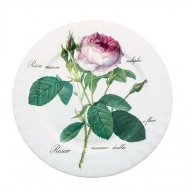 Roy Kirkham Redoute Rose Dinner plate 27cm