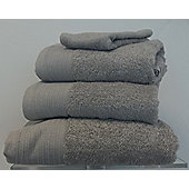 Luxury Egyptian Cotton Hand Towel - Taupe