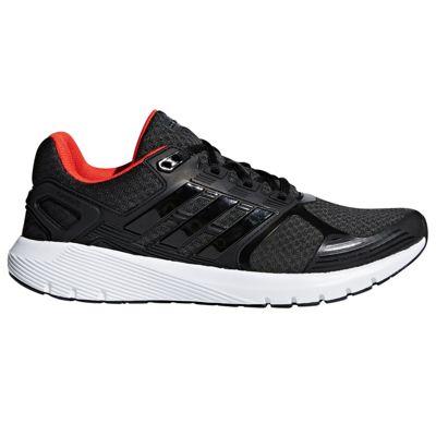 adidas Duramo 8 Mens Neutral Running Trainer Shoe Black - UK 7.5