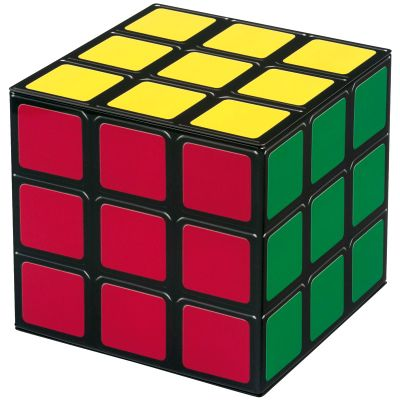 Elite Gift Boxes Rubik's Cube Storage Tin Solved Design