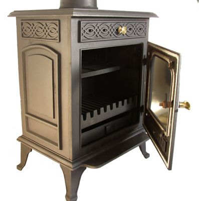 LA HACIENDA 'CELTIC' WOOD BURNING STOVE