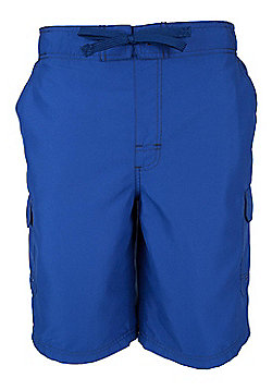 Mountain Warehouse Ocean Mens Boardshorts - Electric blue