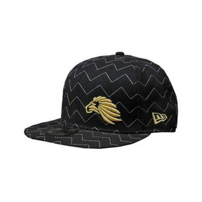 King Prestige Cap Black Size: 7 3/8 inch