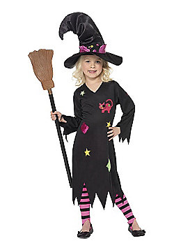 Cinder Witch - Toddler and Child Costume 3-4 years