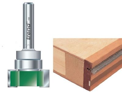 Trend C209X1/4TC Intumescent Cutter Set 10 mm. X 24mm