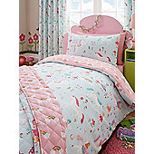 Magical Unicorn 4 in 1 Junior Bedding Bundle (Duvet, Pillow and Covers)