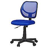 Harper Office Chair - Blue