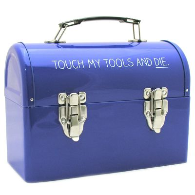 Happy Jackson 'Touch My Tools & Die' Tool Box