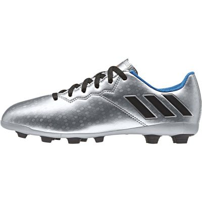 adidas Messi 16.4 FxG Junior Football Boots - Silver Size - 2