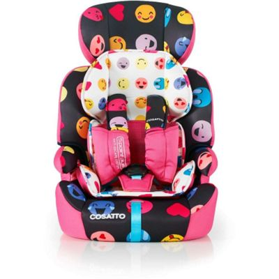 Cosatto Zoomi Group 123 Anti-Escape Car Seat (Lolz)