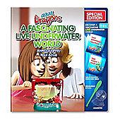Aqua Dragons a Fascinating Live Underwater World Aqua Dragons Book - Action Adventure