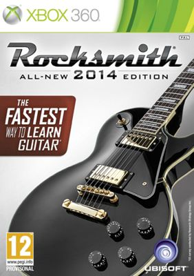 ROCKSMITH 2014 BUNDLE CABLE
