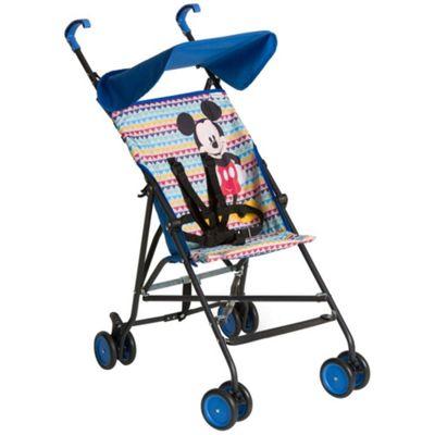 Hauck Disney Sun Plus Stroller (Mickey Geo Blue)
