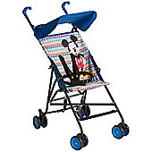 Hauck Disney Sun Plus Stroller (Mickey Geo Blue)