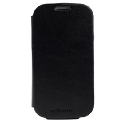 Krusell Donso Flip Cover for Samsung Galaxy S4 - Black