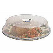 Kitchen Craft Microwave Plate Cover with Air Vent, 26cm