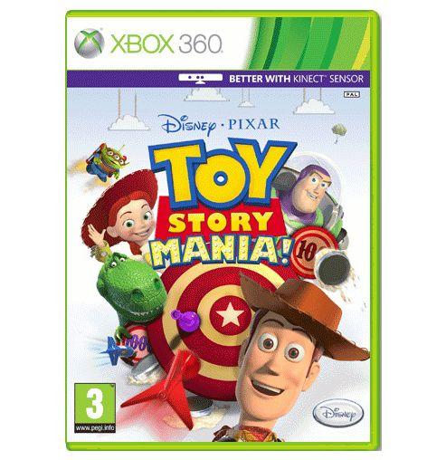 Toy Story Mania (Xbox 360)