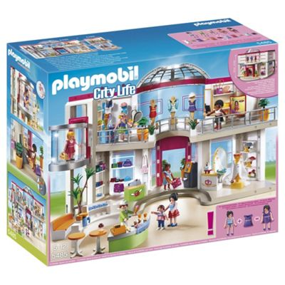 Playmobil 5485 City Life Shopping Centre